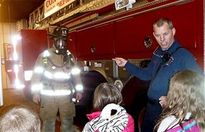 Learning about Firefighters