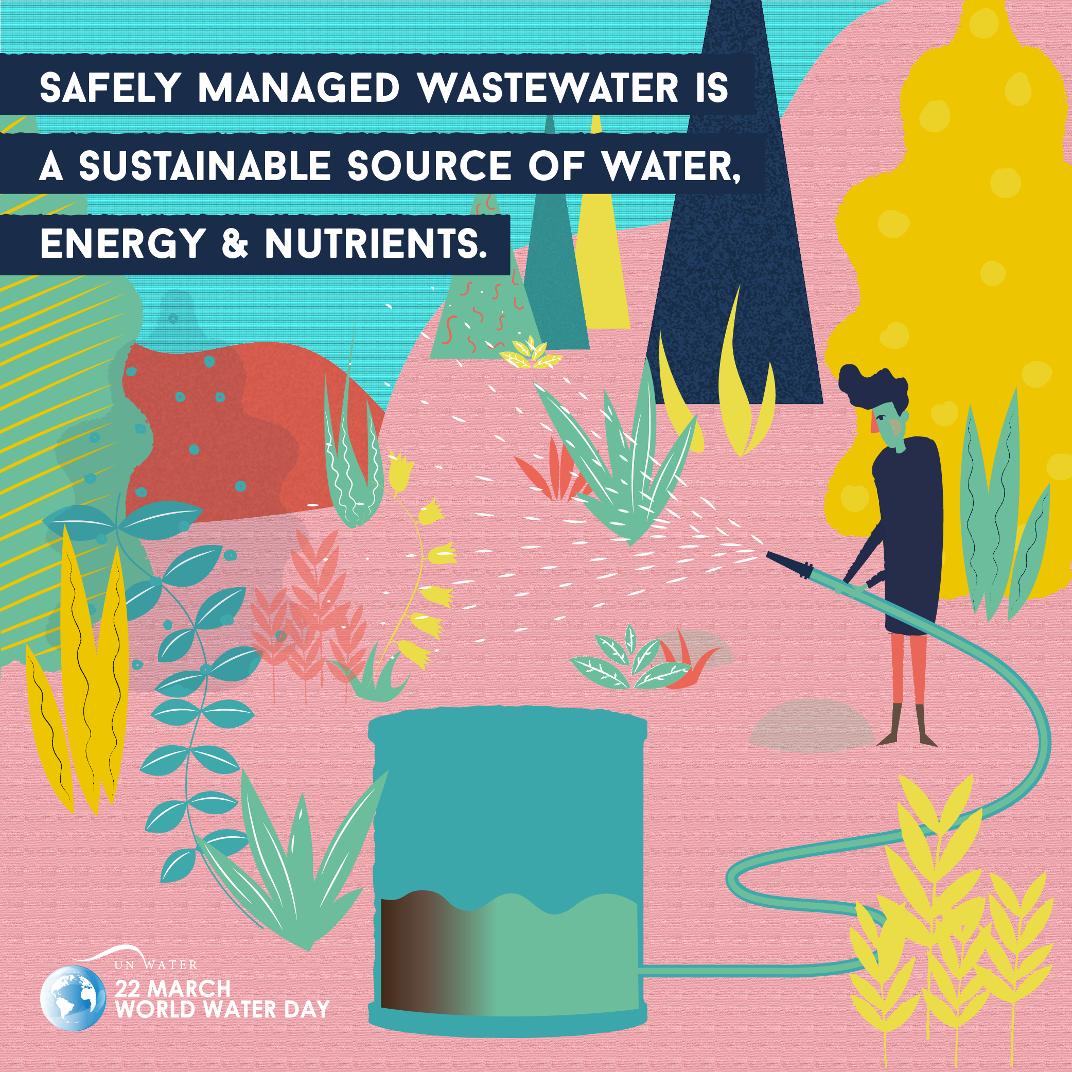 World Water Day Wastewater