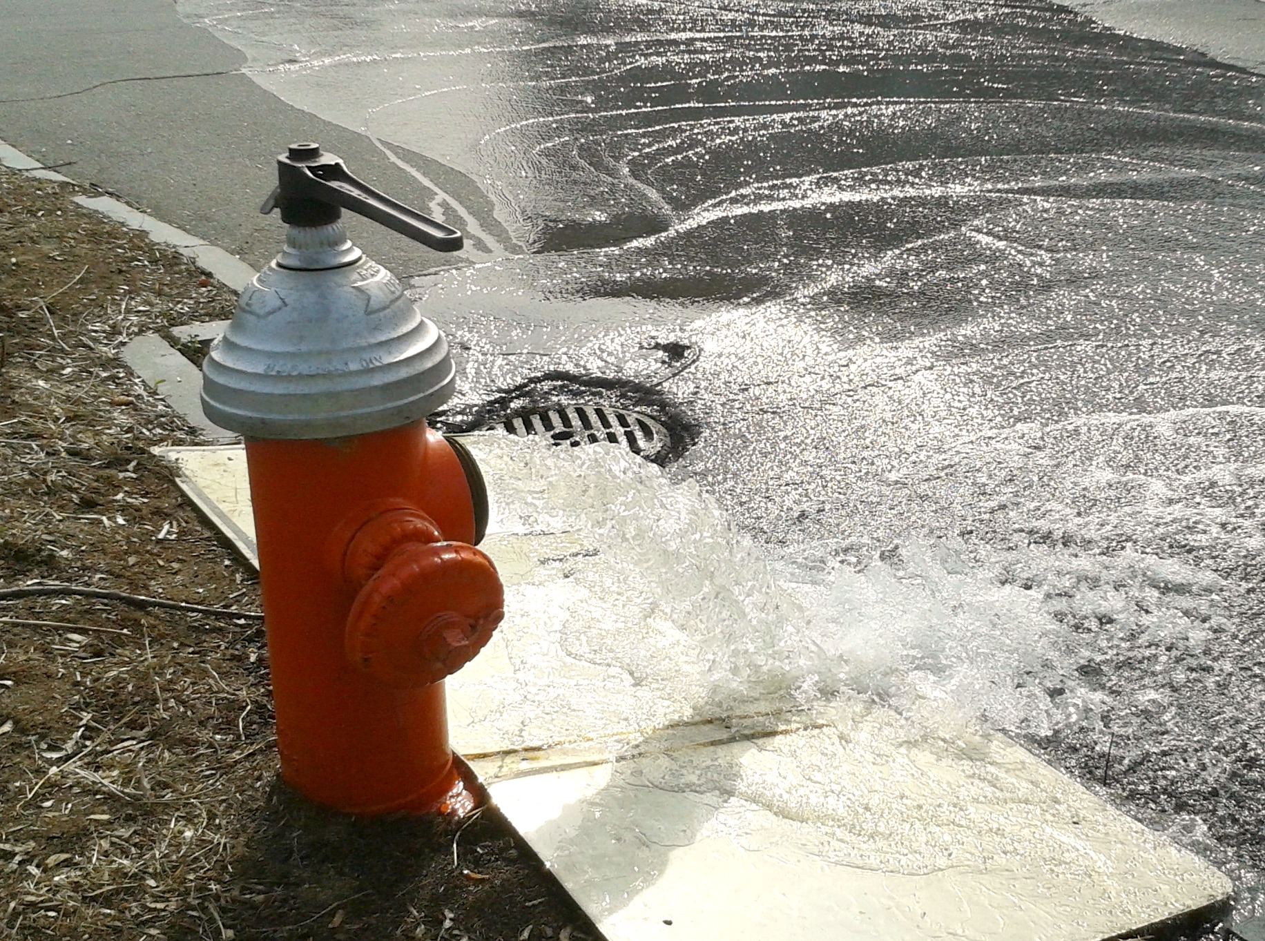 Concord Hydrant Flushing