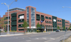 Capital Commons Parking Garage