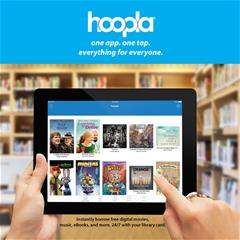 Hoopla Graphic