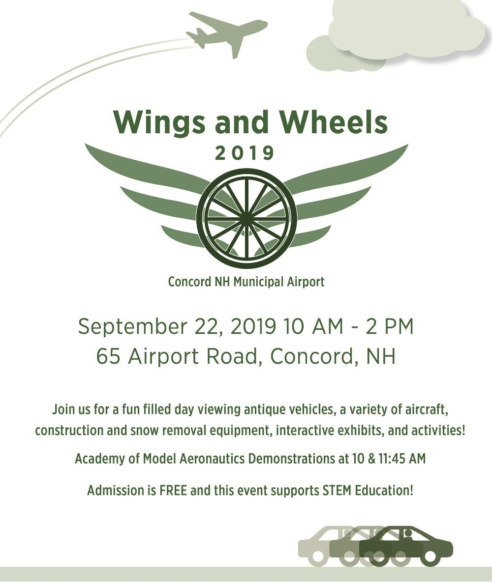 Wings and Wheels Flyer 2019-page 1