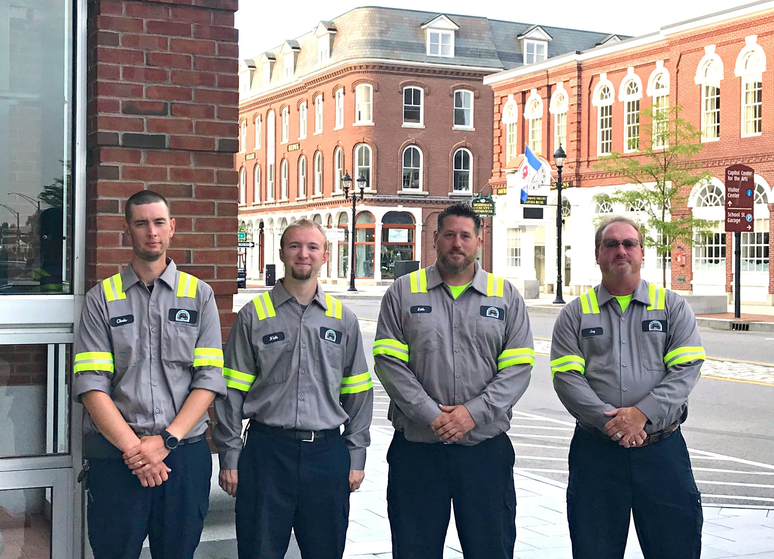 Downtown Services Team