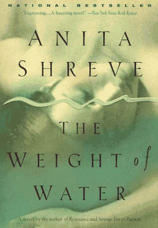 The Weight of Water Book Cover
