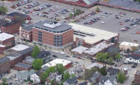 2009 Capital Commons Aerial Photo